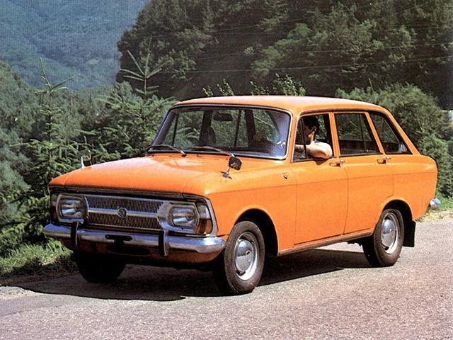 Иж 2125 хетчбэк, 1973–1982, 1 поколение - отзывы, фото и характеристики на Car.ru