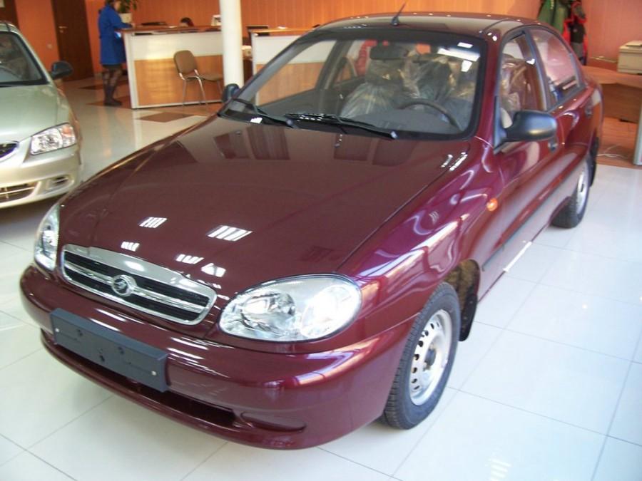 Zaz Sens седан, 2007–2014, 1 поколение - отзывы, фото и характеристики на Car.ru