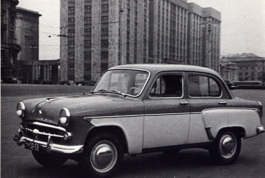 Москвич 407 седан, 1958–1963, 1 поколение - отзывы, фото и характеристики на Car.ru