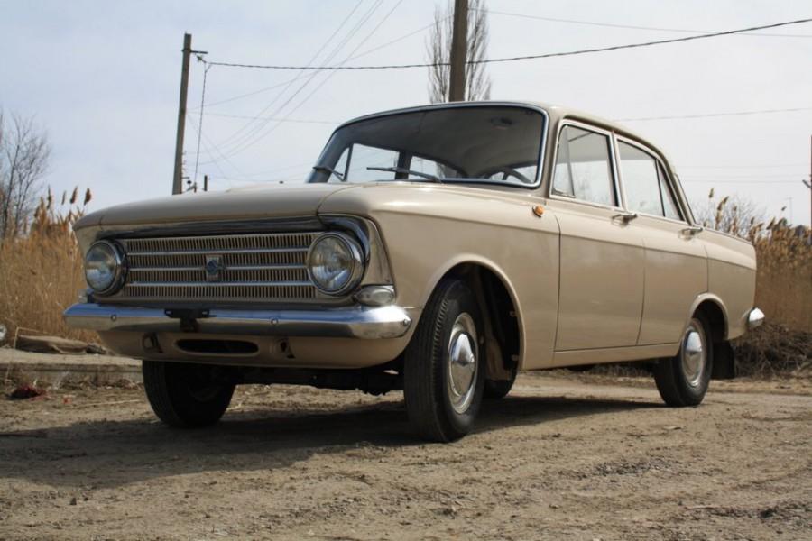 Иж 412 седан, 1967–1969, 1 поколение - отзывы, фото и характеристики на Car.ru