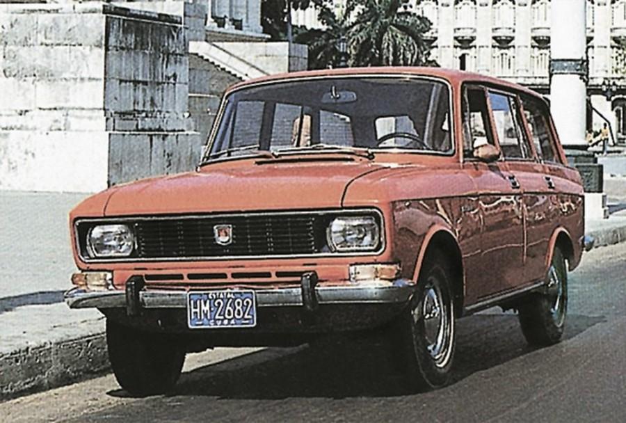 Москвич 2136 универсал, 1976–1987, 1 поколение - отзывы, фото и характеристики на Car.ru