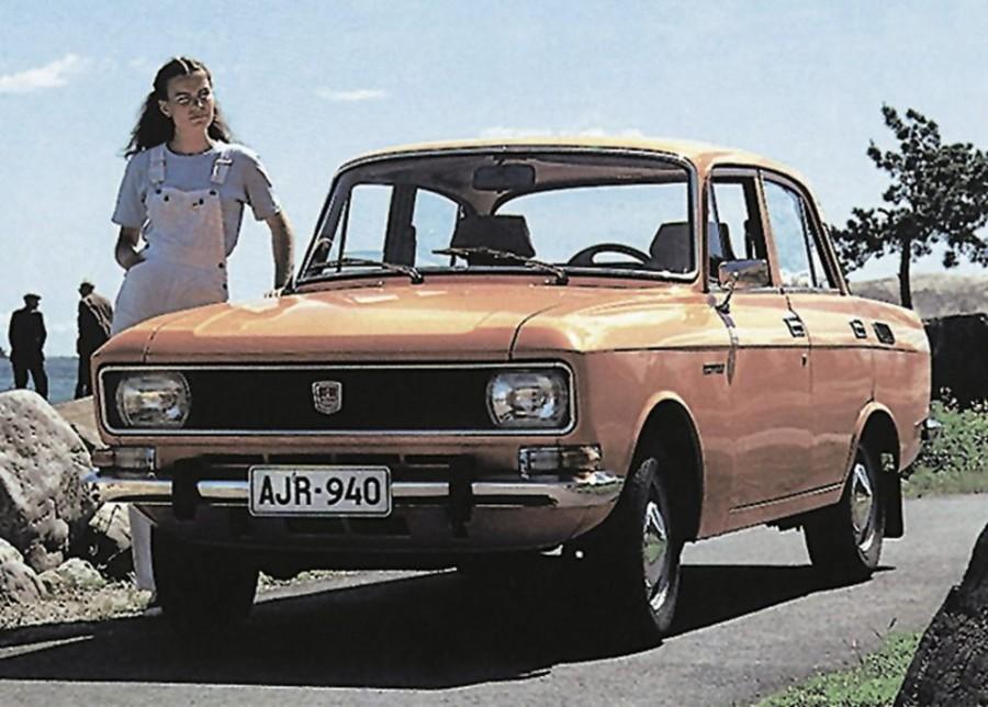 Москвич 2138 седан, 1976–1987, 1 поколение - отзывы, фото и характеристики на Car.ru