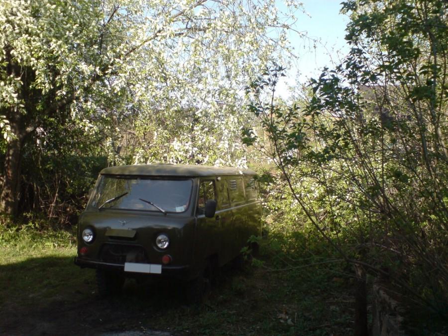 Уаз 3741 фургон, 1985–2016, 1 поколение - отзывы, фото и характеристики на Car.ru