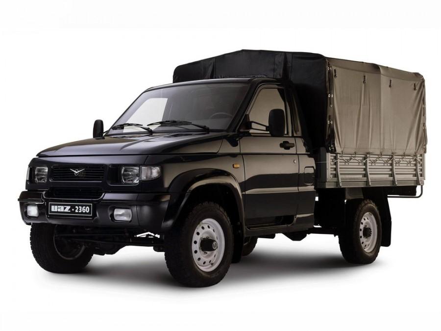 Уаз 2360 борт, 2003–2005, 1 поколение - отзывы, фото и характеристики на Car.ru