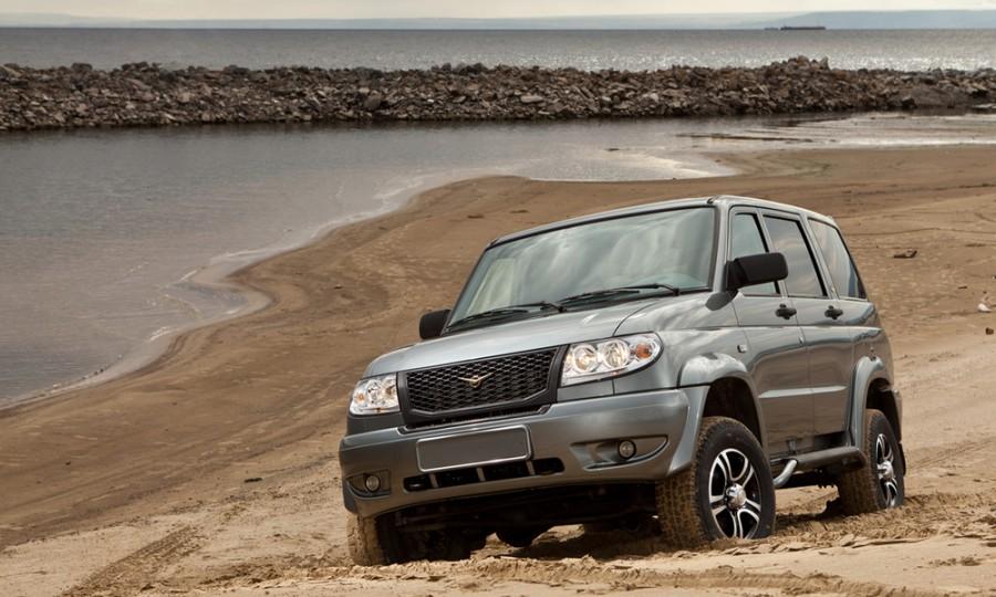 Уаз Patriot внедорожник, 2012–2014, 1 поколение [рестайлинг] - отзывы, фото и характеристики на Car.ru