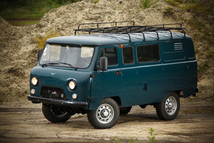 Уаз 3909 фургон, 1 поколение, 2.7 5MT (112 л.с.), Базовая 2013 года, характеристики