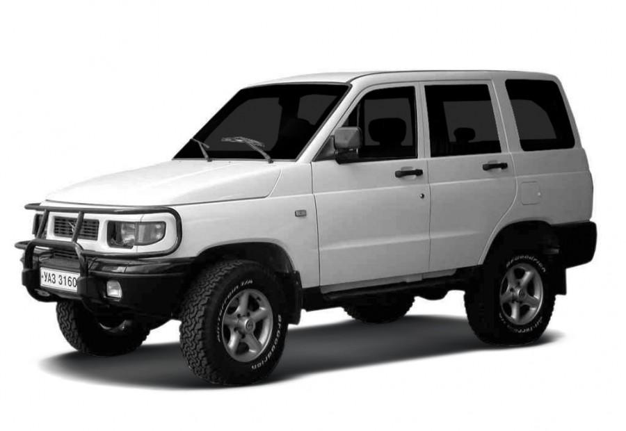 Уаз 3160 внедорожник, 1997–2004, 1 поколение - отзывы, фото и характеристики на Car.ru