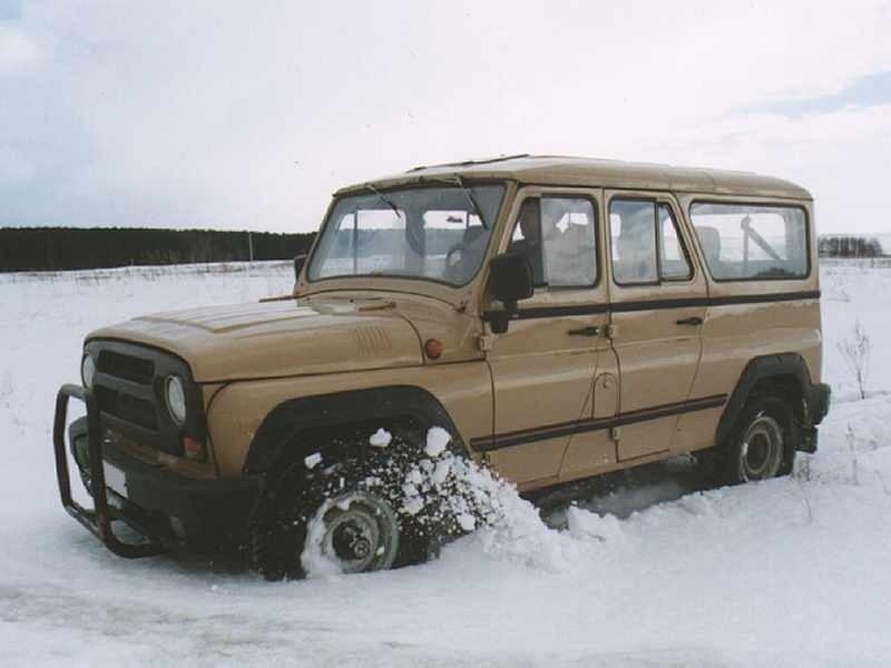 Уаз 3153 внедорожник, 1996–2008, 1 поколение - отзывы, фото и характеристики на Car.ru