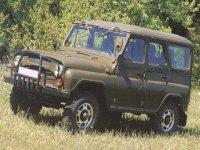 Уаз 3151, 1 поколение, Внедорожник, 1985–2003
