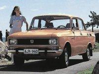 Москвич 2138, 1 поколение, Седан, 1976–1987