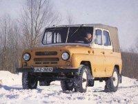Уаз 3151, 1 поколение, Кабриолет, 1985–2003