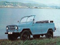 Уаз 469, 1 поколение, Кабриолет
