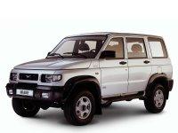 Уаз 3162 Simbir, 1 поколение, Внедорожник, 2000–2005