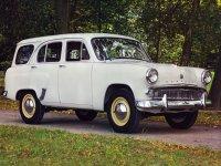 Москвич 423, 1 поколение, Универсал, 1959–2000