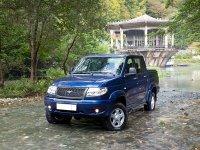 Уаз Pickup, 1 поколение [рестайлинг], Пикап, 2012–2014