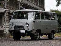 Уаз 2206, 1 поколение, Микроавтобус, 1966–2016