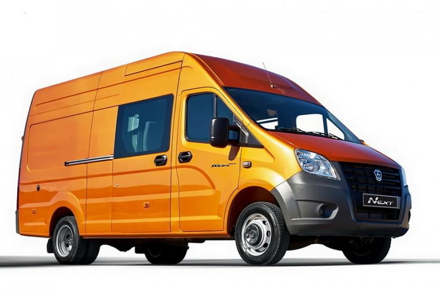 Газ NEXT Комби фургон 3-дв., 2013–2016, 1 поколение - отзывы, фото и характеристики на Car.ru