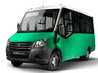 Газ NEXT, 1 поколение, Микроавтобус, 2013–2016