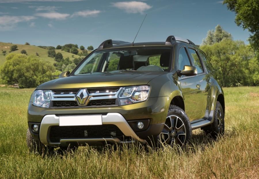 Renault Duster кроссовер, 2015–2016, 2 поколение - отзывы, фото и характеристики на Car.ru