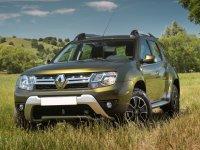 Renault Duster, 2 поколение, Кроссовер, 2015–2016