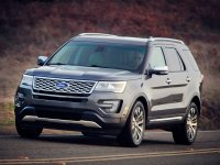 Ford Explorer, 5 поколение [рестайлинг], Внедорожник, 2015–2016