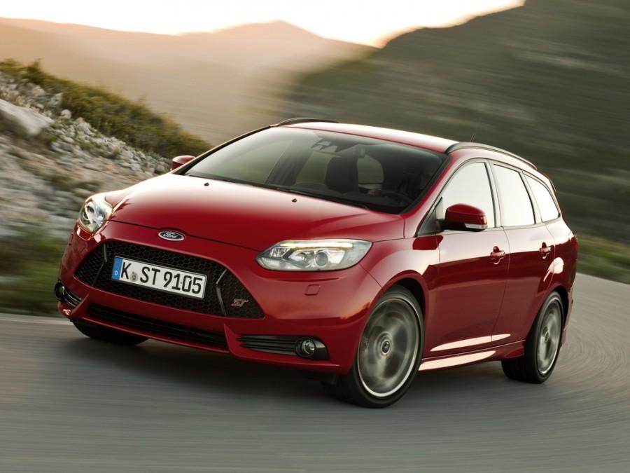 Ford Focus ST универсал 5-дв., 2011–2016, 3 поколение - отзывы, фото и характеристики на Car.ru