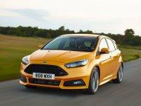 Ford Focus, 3 поколение [рестайлинг], St хетчбэк 5-дв., 2014–2016