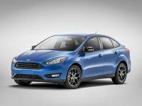 Ford Focus, 3 поколение [рестайлинг], Седан, 2014–2016