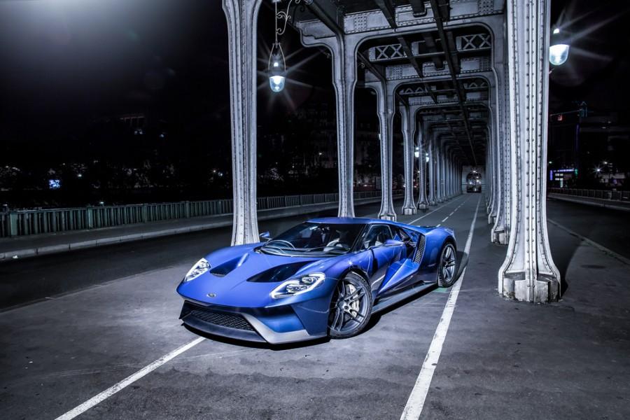 Ford GT купе, 2 поколение - отзывы, фото и характеристики на Car.ru