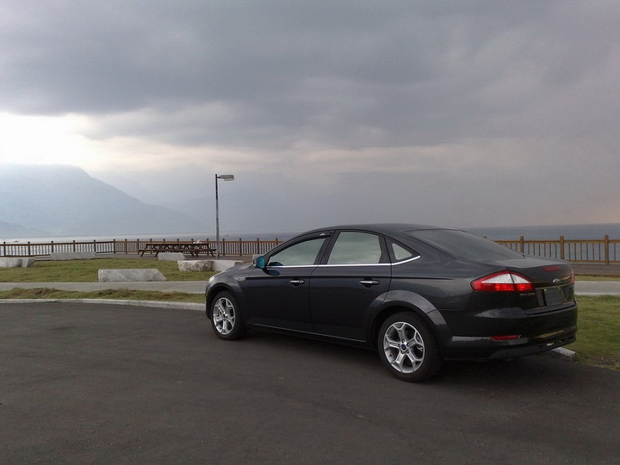 Ford Mondeo седан, 2007–2010, 4 поколение - отзывы, фото и характеристики на Car.ru