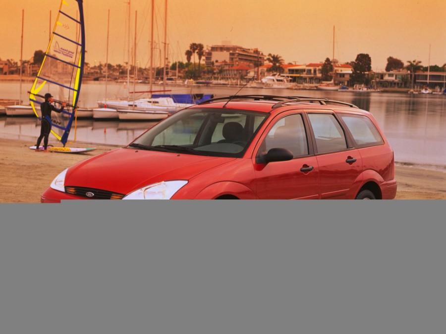 Ford Focus Turnier (USA) универсал 5-дв., 1998–2004, 1 поколение - отзывы, фото и характеристики на Car.ru