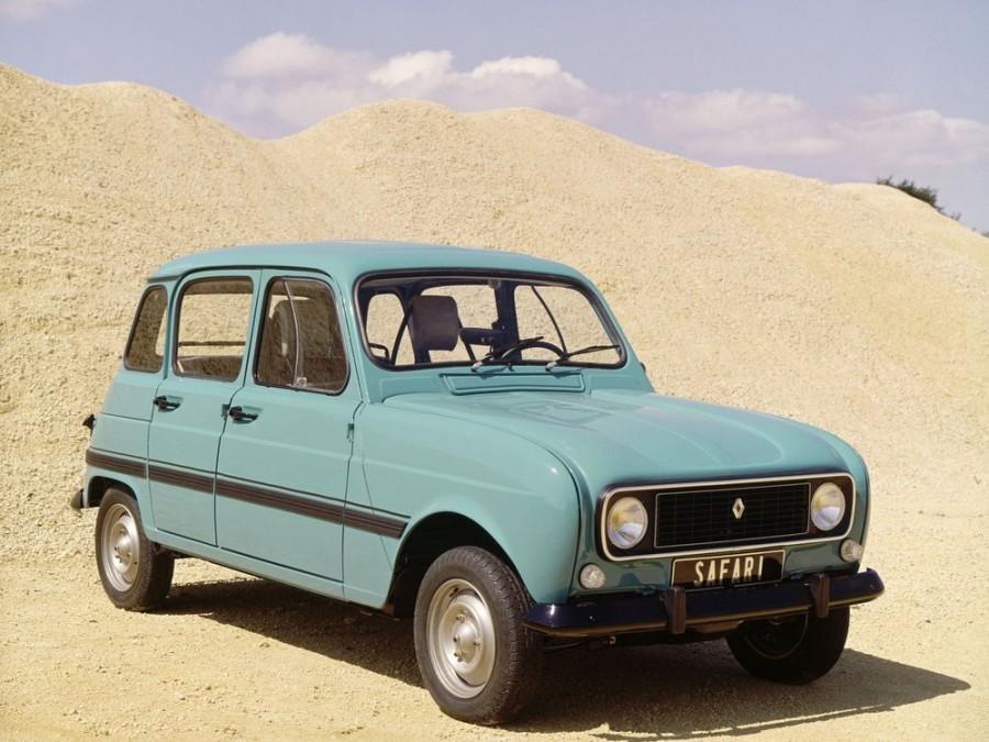 Renault 4 Safari хетчбэк 5-дв., 1 поколение [2-й рестайлинг] - отзывы, фото и характеристики на Car.ru