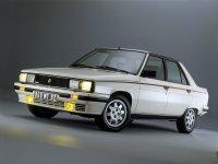 Renault 9, 1 поколение, Turbo седан 4-дв., 1981–1986