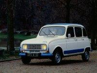 Renault 4, 1 поколение [2-й рестайлинг], Jogging хетчбэк 5-дв.