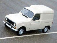 Renault 4, 1 поколение [2-й рестайлинг], F4 фургон 3-дв.