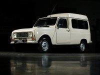 Renault 4, 1 поколение [2-й рестайлинг], F6 фургон 3-дв.