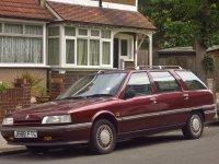 Renault 21, 1 поколение [рестайлинг], Savanna универсал 5-дв., 1989–1995