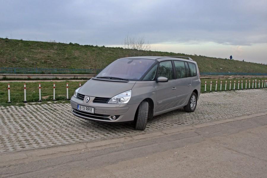 Renault Espace Grand минивэн 5-дв., 2006–2012, 4 поколение [рестайлинг] - отзывы, фото и характеристики на Car.ru