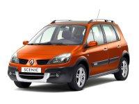 Renault Scenic, 2 поколение [рестайлинг], Conquest минивэн 5-дв., 2006–2010