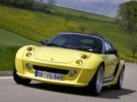 Smart Roadster, 1 поколение, Brabus тарга 2-дв., 2003–2006