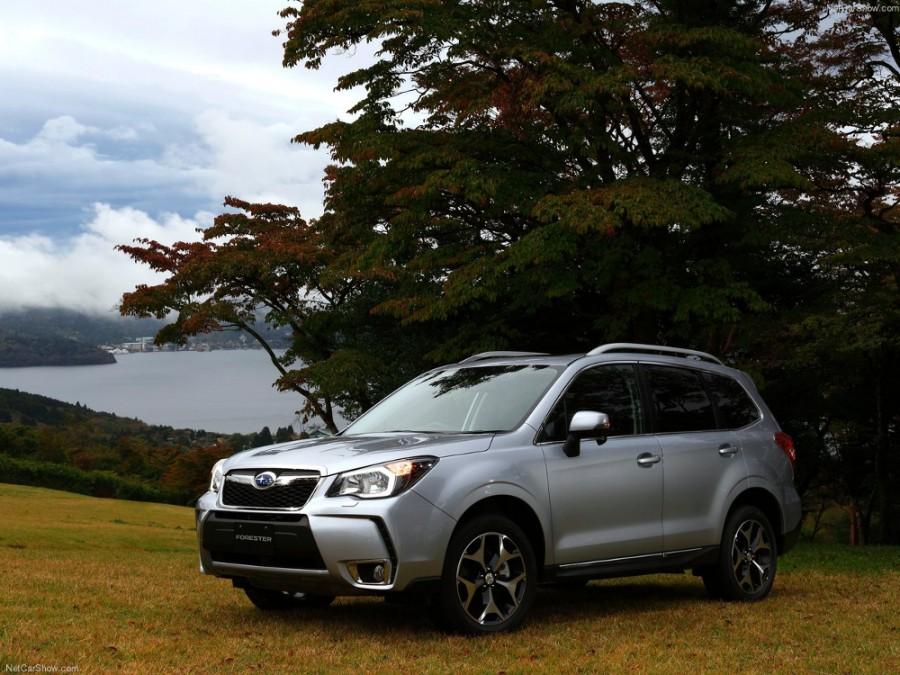 Subaru Forester кроссовер, 2012–2016, 4 поколение - отзывы, фото и характеристики на Car.ru