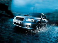 Subaru Forester, 2 поколение, Cross sports кроссовер 5-дв., 2003–2005