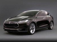 Tesla Model X, 1 поколение, Кроссовер