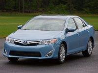 Toyota Camry, XV50, Us-spec седан, 2011–2016