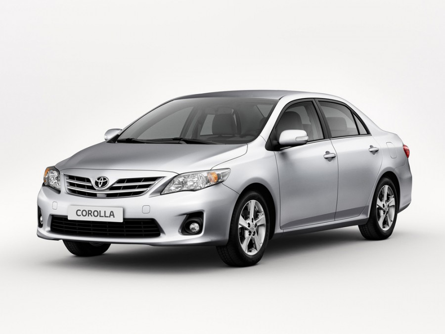 Toyota Corolla седан 4-дв., 2009–2016, E140/150 [рестайлинг] - отзывы, фото и характеристики на Car.ru