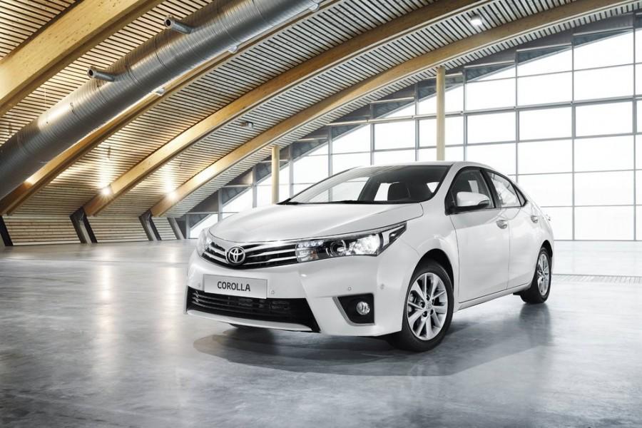Toyota Corolla седан, 2012–2016, E160 - отзывы, фото и характеристики на Car.ru
