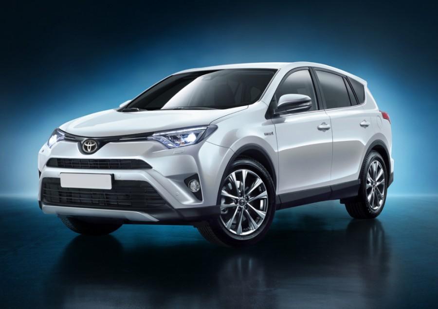 Toyota RAV4 кроссовер, 2015–2016, 4 поколение [рестайлинг] - отзывы, фото и характеристики на Car.ru