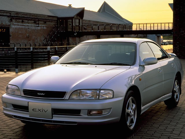 Toyota Corona EXiV седан 4-дв., 1992–1998, T190 - отзывы, фото и характеристики на Car.ru