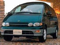 Toyota Estima, 1 поколение, Lucida минивэн 4-дв., 1990–1999