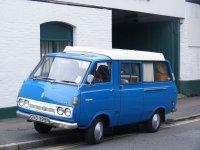 Toyota Hiace, H10, Combi микроавтобус 4-дв.